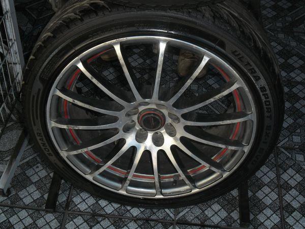 Vendido 2 rodas raiada esportiva c pneu semi novos - Pneu 3 50 8 ...